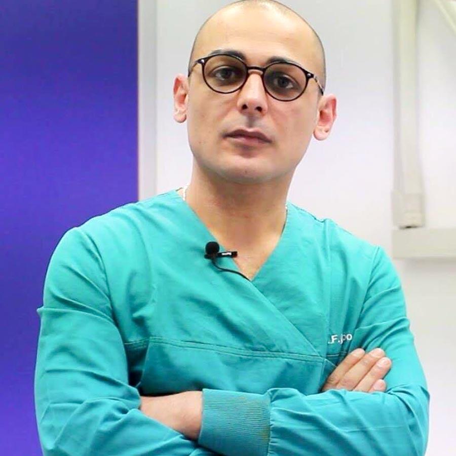 Dott. Fabio Esposito | Dr Dental Studio dentistico a San Prisco | Dentista a San Prisco